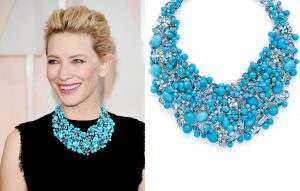 Cate Blanchett in Tiffany