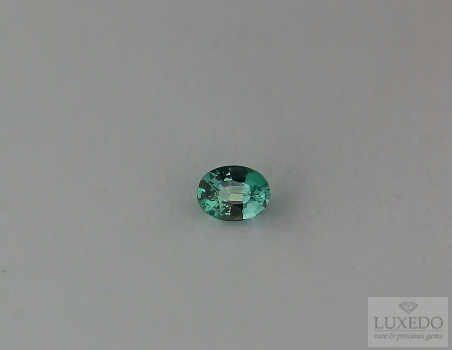 Alexandrite, oval cut, 0.29 ct