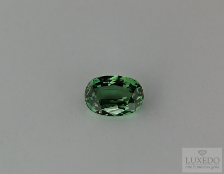 Alexandrite, oval cut, 1.29 ct