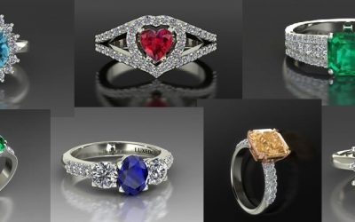 Engagement ring, there are many alternatives to the diamond: Emerald, ruby, sapphire … which one to choose?