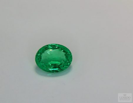 Emerald, oval cut, 1.82 ct