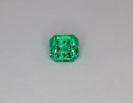Colombian Emerald, octagonal cut, 2.47 ct (IGI)