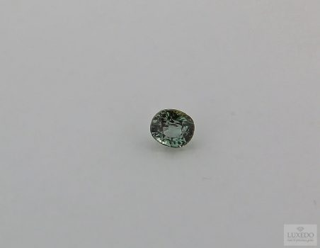 Alexandrite, oval cut, 0.48 ct