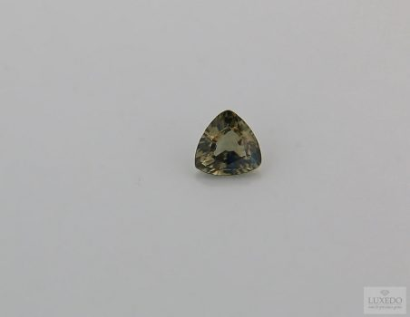 Alexandrite, trillion cut, 0.54 ct