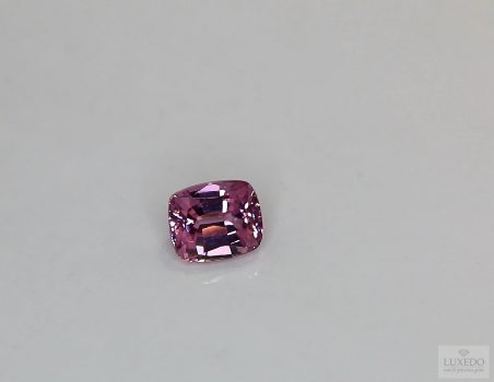 Pink Spinel, cushion cut, 1.24 ct