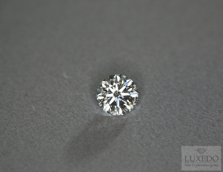 Diamond, brilliant cut E/IF, 0.41 ct (GIA)