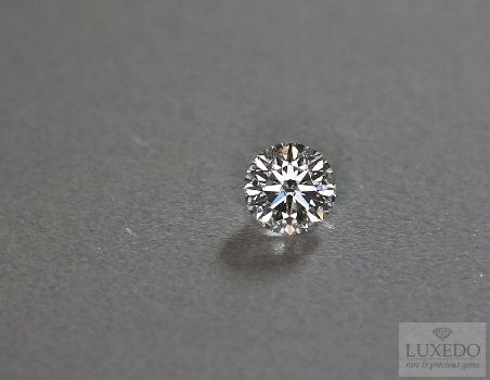 Diamond, brilliant cut F/IF, 0.90 ct (GIA)