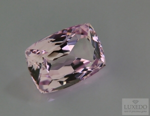 Kunzite, the feminine made gemstone