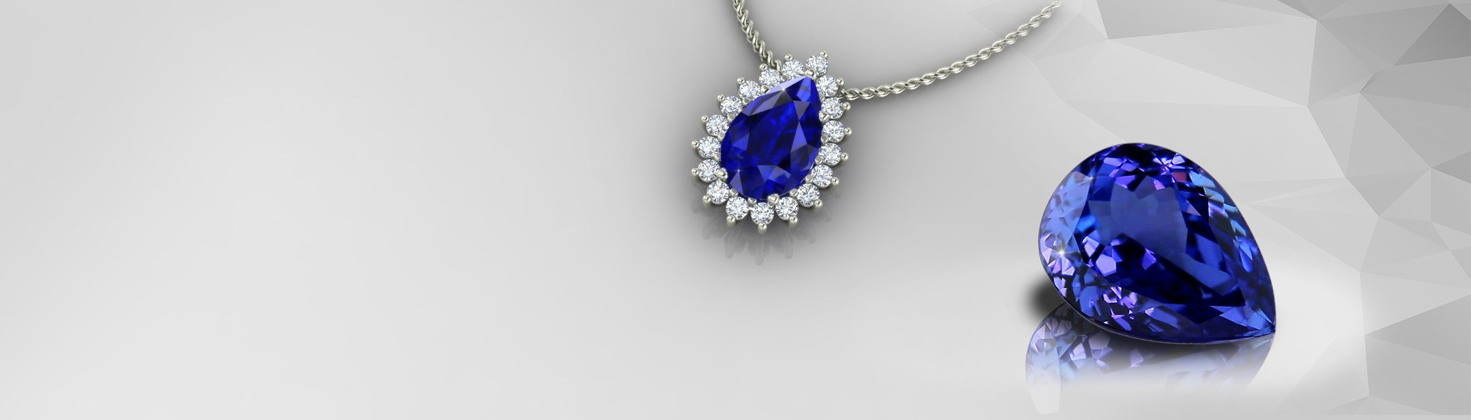 listing flawless natural cushion fullxfull tanzanite in gem cut a il grade aaa
