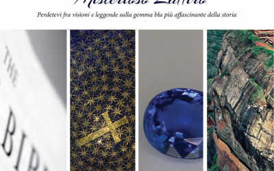 The Sapphire, between ancient persian legends and the Bible history